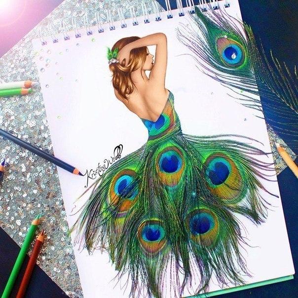 Очень красивые рисунки